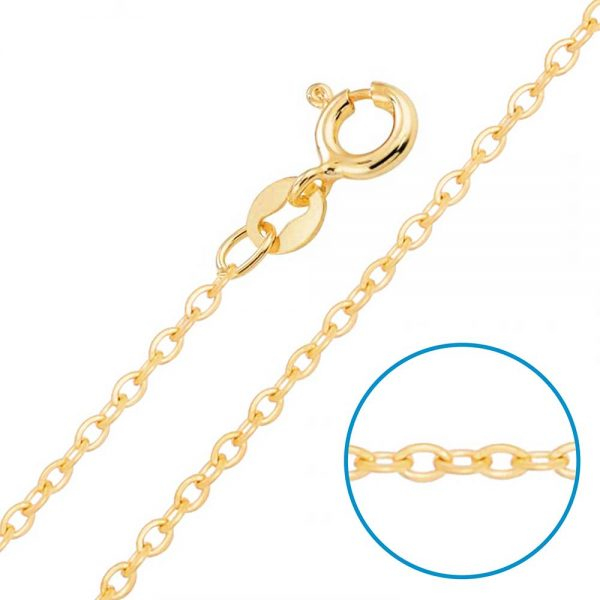 زنجیر فلامینگو جواهری میکا