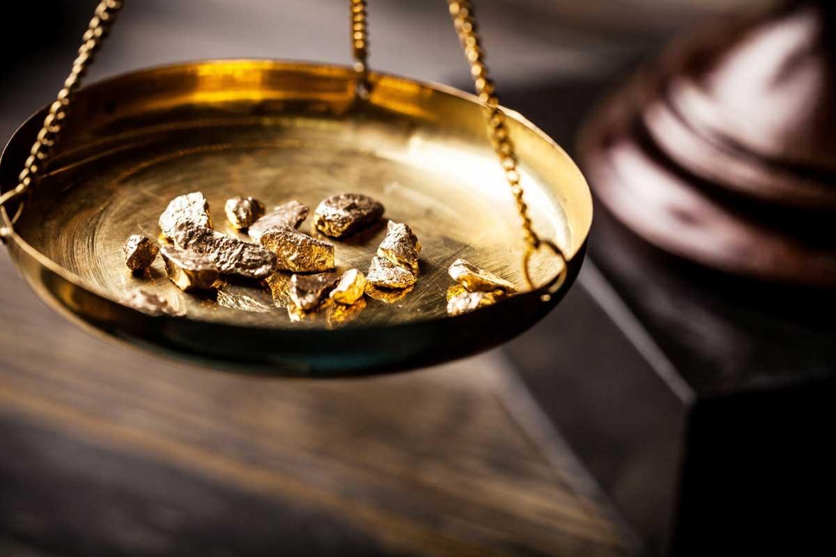 در خرید طلا وزن دقیق را بدانید